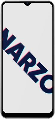 Realme Narzo 10A (So White, 32 GB)(3 GB RAM)