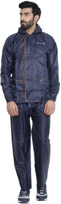 The Dry Cape Solid Men & Women Raincoat