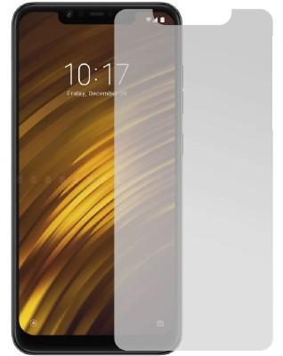 ELEF Tempered Glass Guard for Mi Redmi Note 6 Pro(Pack of 1)