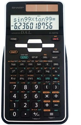 Sharp EL-531TGBBW Scientific Calculator(12 Digit)