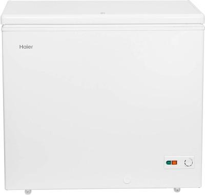 Haier 259 L Single Door Standard Deep Freezer(White, HCF-300HTQ)