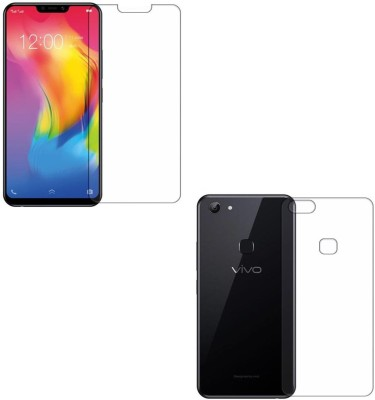 ELEF Front and Back Tempered Glass for Vivo Y83(Pack of 2)