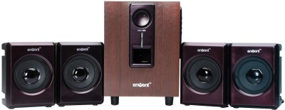 Envent Musique 20 W Home Theatre(Brown, 4.1 Channel)