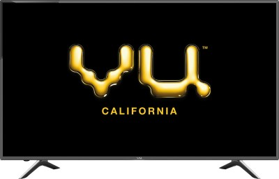 Image of VU 55 inch Ultra HD 4K Smart LED TV which is one of the best tv under 35000