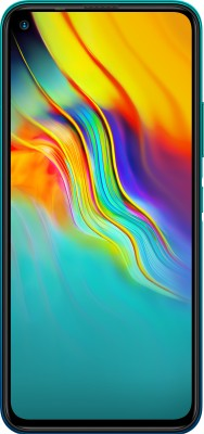 Infinix Hot 9 (Ocean Wave, 64 GB)(4 GB RAM)