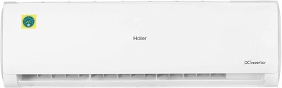 Haier 2 Ton 3 Star Split Inverter AC - White(HSU22C-TFW3B(INV), Copper Condenser)