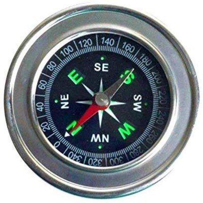 salvusappsolutions Professional Multifunction High Accuracy Waterproof Compass(Multicolor)