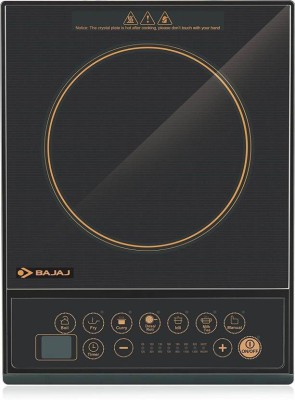 Bajaj 130-ICX 1300Watts Instant Heat Best Quality Induction Cooktop  (Multicolor, Push Button)
