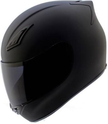 GDM Duke Helmets DK-120 Full Face Motorcycle Helmet (XX-Large, Matte Black) -- xx l Motorbike Helmet(Black)