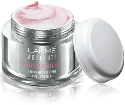 Lakme Absolute Perfect Radiance Skin Brightening Day Creme(50 g)