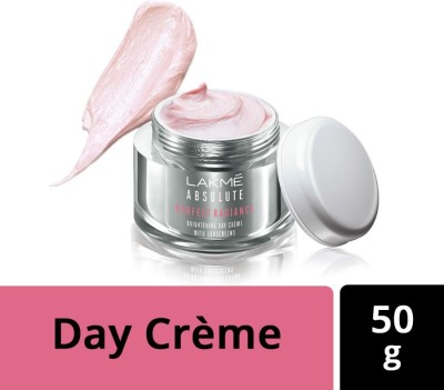 Lakmé Absolute Perfect Radiance Brightening Day Creme with Sunscreens(50 g)