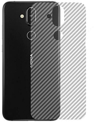 eCase Back Screen Guard for Nokia 8.1(Pack of 1)