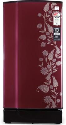 Godrej 190 L Direct Cool Single Door 3 Star Refrigerator  with Intelligent Inverter Compressor(Scarlet Dremin, RD 1903 PTI 33 DR WN)