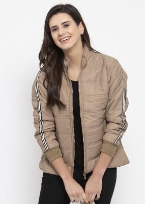VOXATI Full Sleeve Solid Women Jacket VOXATI Women\'s Jackets