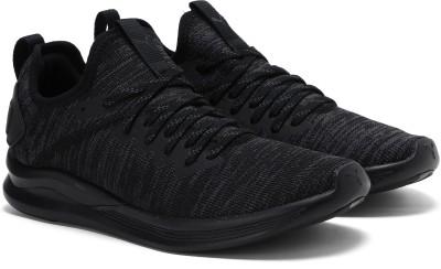 Puma IGNITE Flash evoKNIT Wn s Running Shoes For Women Black