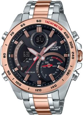 CASIO EX517 (ECB-900DC-1ADR) Edifice Bluetooth Analog-Digital Watch - For Men