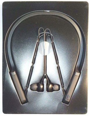 VINGAJOY Wireless Stereo Bluetooth Headphone IN-EAR - VT-3620 Bluetooth Headset(Black, In the Ear)
