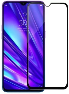 Gorilla Armour Edge To Edge Tempered Glass for Realme 5 Pro(Pack of 1)