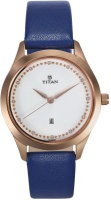 TitanNN2570WL02 Analog Watch   For Women