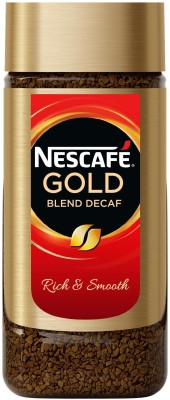 Nescafe Gold Blend Decaf Instant Coffee (100 g)