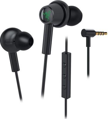 Razer Hammerhead Duo - Wired In-Ear Headphones Wired Gaming Headset(Black, In the Ear)