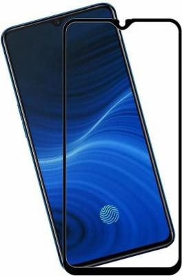 Ravbelli Edge To Edge Tempered Glass for Realme X50 5G(Pack of 1)