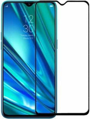 Ravbelli Edge To Edge Tempered Glass for Realme C3(Pack of 1)