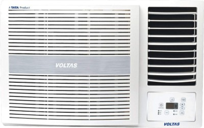 Voltas 2 Ton 2 Star Window AC - White(242 LZH, Copper Condenser)