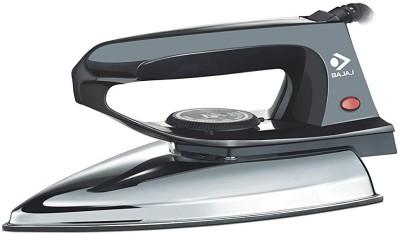 Bajaj Light Weight Instant Heat 600W high quality 601 W Dry Iron(Black)