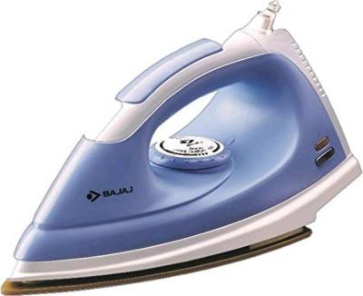 Bajaj High Quality 1000 watts Instant Heat Dx-07 Neo. 1000 W Dry Iron(Blue)