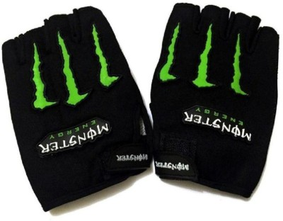 MONESTER Half Finger Protective Special High Quality Riding Gloves Driving Gloves(Multicolor)