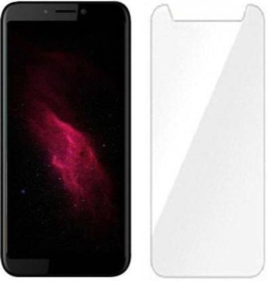 ATHIK Tempered Glass Guard for Micromax Canvas 2 Plus(Pack of 1)