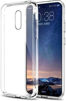 Case Creation Back Cover for Xiaomi Redmi Note 5 Soft Phone Case Slim Cover with flexible TPU Technology(Transparent, Camera Bump Protector, Silicon)
