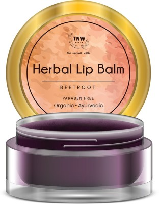 TNW - The Natural Wash BEETROOT LIP BALM BEETROOT(Pack of: 1, 5 g)