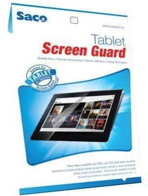 Saco Screen Guard for Acer Iconia A1-810-L445 A1-810-L416 7.9-Inch 16 GB Tablet(Pack of 1)
