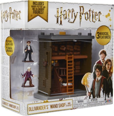 Harry Potter Playset - Diagon Alley for Kids 4+(Multicolor)