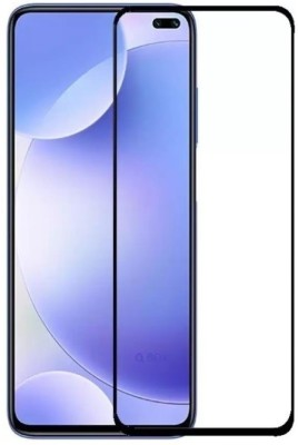 Gorilla Armour Edge To Edge Tempered Glass for Poco M2 Pro, Mi Redmi Note 9 Pro, Mi Redmi Note 9 Pro Max, Poco X2, Mi Redmi Note 9S, Mi Redmi K30, Mi Redmi K30 Pro(Pack of 1)