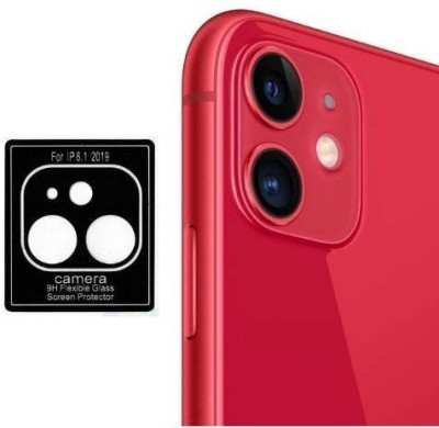 SmartLike Camera Lens Protector for iPhone 11(Pack of 1)