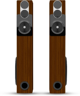 Blaupunkt TS200 200Watts Bluetooth Tower Speakers with HDMI/AUX/USB & Mic for Karaoke 200 W Bluetooth Tower Speaker(Brown, 2.2 Channel)