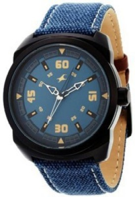 Fastrack NG9463AL07AC Explorer Analog Watch   For Men Fastrack Wrist Watches