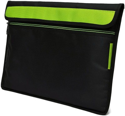 Saco Wallet Case Cover for Lenovo Yoga Book Tablet 10.1 inch(Green, Cases with Holder)