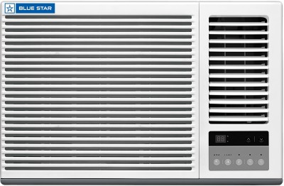 Blue Star 1.5 Ton 3 Star Window AC - White(3W18GBT, Copper Condenser)
