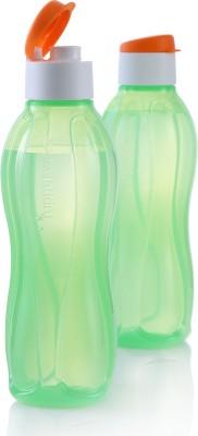 Tupperware 1L FREEDOM BOTTLE 1000 ml Bottle(Pack of 2, Multicolor, Plastic)