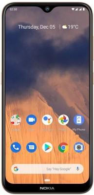 Nokia 2.3 (Sand, 32 GB)(2 GB RAM)