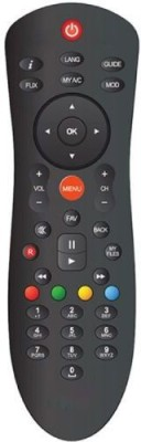 HopShop Compatible For DISH Set Top Box TV Samsung, LG, Sony, Phillips, All major TV Brands Remote Controller� DISH Set Top Box TV Samsung, LG, Sony, Phillips, All major TV Brands Remote Controller Compatible� Remote Controller(Black)