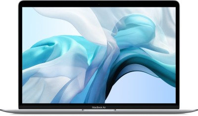 Apple MacBook Air Core i3 10th Gen - (8 GB/256 GB SSD/Mac OS Catalina) MWTK2HN/A(13.3 inch, Silver, 1.29 kg)