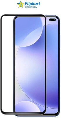 Flipkart SmartBuy Edge To Edge Tempered Glass for Poco M2 Pro, Mi Redmi Note 9 Pro, Mi Redmi Note 9 Pro Max, Poco X2, Mi Redmi Note 9S, Mi Redmi K30, Mi Redmi K30 Pro(Pack of 1)