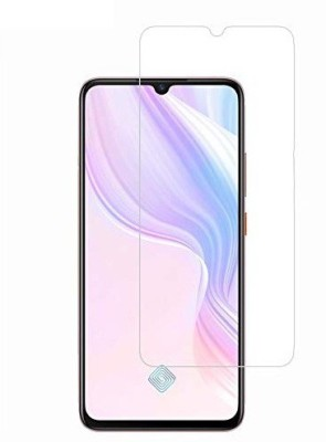 Case Creation Edge To Edge Tempered Glass for Vivo U10(Pack of 1)