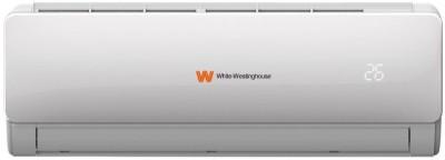 White Westing House 1.5 Ton 3 Star Split AC - White(WWH183FSA, Copper Condenser)