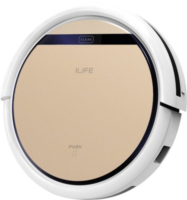 ILIFE V5s Pro Robotic Floor Cleaner (Gold)